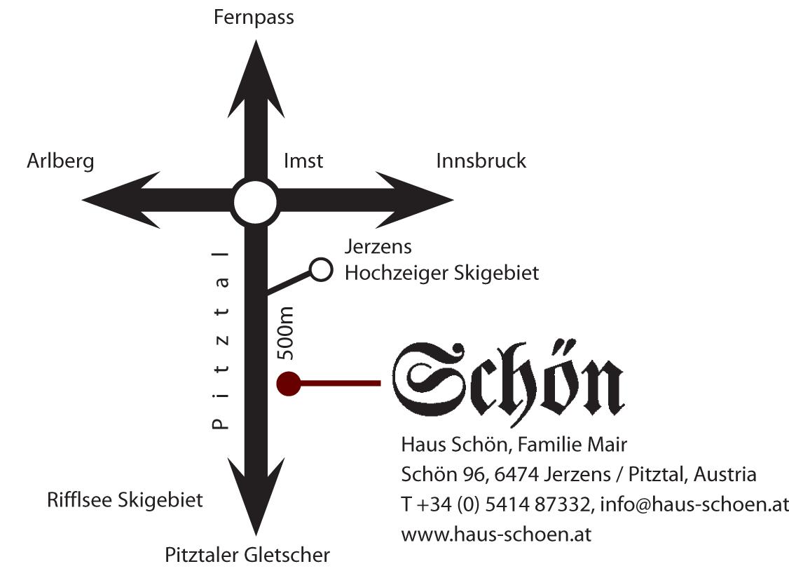 Haus Schön Im Pitztal
